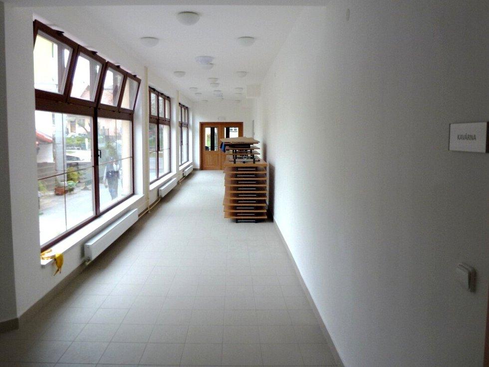 Komunitní centrum aktivního života v Blatné.