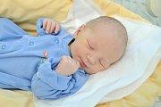 Theodor Pajer, Vodňany, 20.3.2018 ve 13.58 hodin, 3140 g. Malý Theodor je prvorozený.