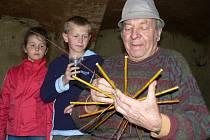 Oslavu svátku Beltine doprovázely i ukázky tradičních řemesel