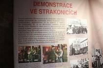 Sametová revoluce na Strakonicku.