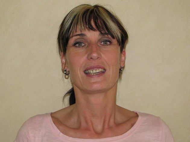 Radka Češková pracuje v Domově Petra Mačkov už devět let.