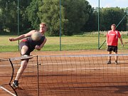 Vítězem turnaje se stalo béčko Radomyšle.