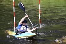 Mladí vodní slalomáři zamíří do Strakonic.