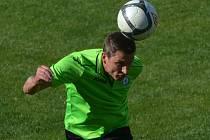 Petr Hornát dal vítězný gól Sedlice.