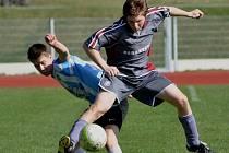 Oba divizní strakonické dorosty podlehly doma Sezimovu Ústí shodně 0:1 (0:0).