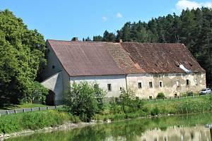 První písemné známky o obci Frymburk - Želenov jsou z roku 1318.