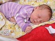 Annabelle Malinová, Katovice, 22.1. 2018, ve 14.39 hodin, 3640 g. Čtyřletá Laura má malou sestřičku.