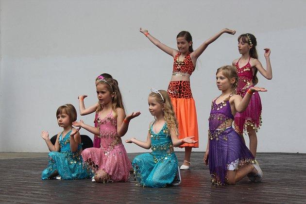 Strakonice - Dance show 2017.
