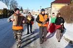 V sobotu 30. ledna 2010 se v Čejeticích na Strakonicku konal tradiční masopustní průvod.