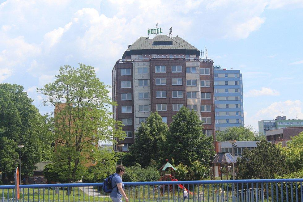 Bývalý hotel Bavor býval chloubou Strakonic.