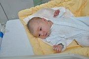 Martínek Kukla, Prachatice, 23.10. 2017 v 15.41 hodin, 4000 g. Malý Martínek je prvorozený.