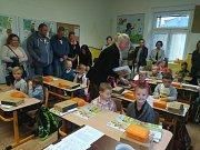 Začátek školního roku na ZŠ Cehnice.
