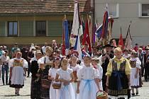Baráčníci v Radomyšli oslavili 80 let existence.
