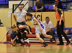 Chance  U19 - Basket Žabiny Brno 43:80 (32:39).