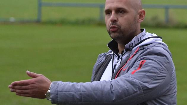 Trenér Tomáš Čakrt