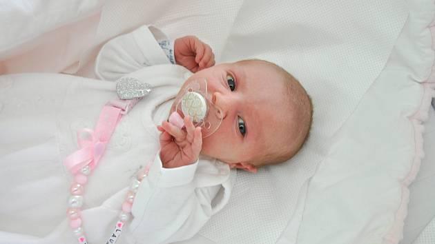 Laura Šubová z Malenic. Laura se narodila 20. srpna 2019 ve 3 hodiny a 28 minut a její porodní váha byla 3 370 gramů. Holčička je prvorozená.