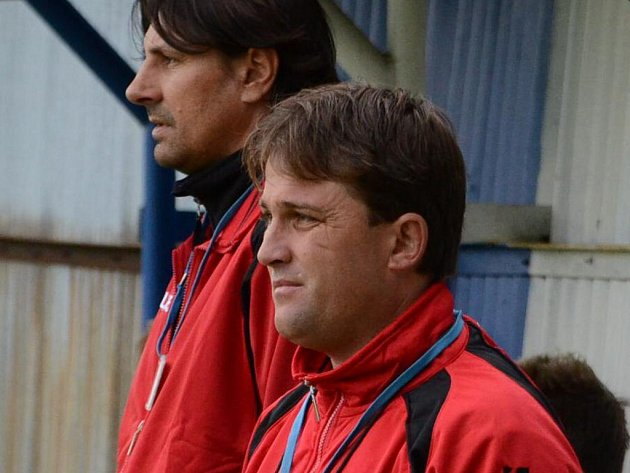 Trenér Roman Malý