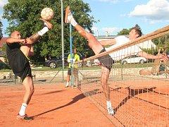 V Radomyšli se konal premiérový ročník nočního turnaje trojic.