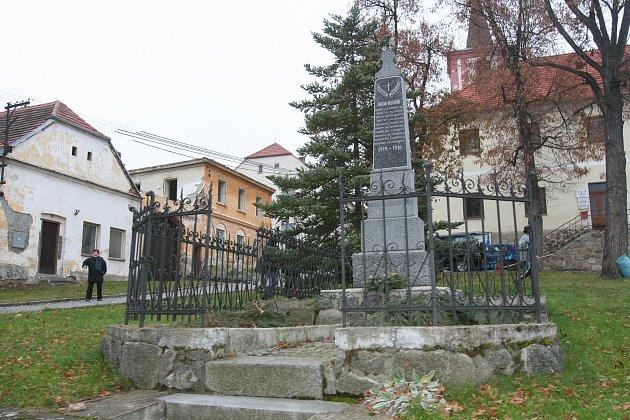 Obec Volenice