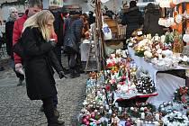 Adventní trhy pod Rumpálem 2016
