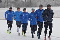 Fotbalisté Katovic začali přípravu na jaro.