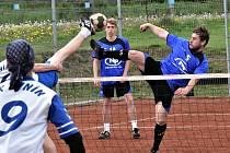 Strakoničtí nohejbalisté si zahrají kvalifikaci o druhou ligu.