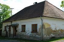 Bývalá škola Jetišov