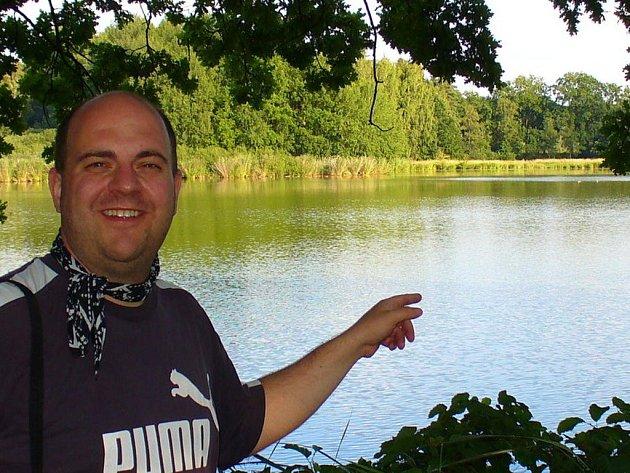 Jak to bylo uSudoměře? Na snímku je Vratislav Vyhlídka.