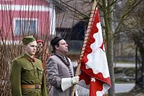 Vzpomínka 170. výročí narození T. G. Masaryka v Uzenicích.