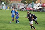 Vodňany - Lokomotiva ČB 3:1.