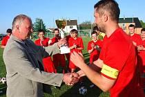 Cehnice drží první místo v okresním přeboru Strakonicka. Zde je malý pohled do historie:  v roce 2011 postoupili do I.B fotbalisté Chelčic.
