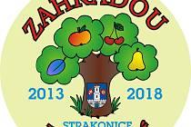Strakonice - Ekologicko osvětový projekt města Zahradou poznání 2013 až 2018 - logo.