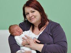 Laura Podskalská, Katovice, 11.3. 2015 v 11.57 hodin, 4180 g. Malá Laura je prvorozená.