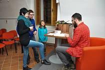 V sobotu 3.března se konal ve společenském sále Šmidingerovy knihovny Festival ProTibet Strakonice 2018.