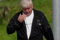 Zklamaný trenér Pavel Koubek.