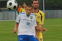Osecký Vladimír Uher dal jeden gól.