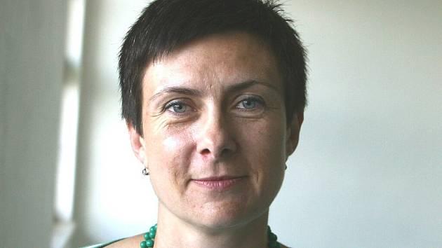 Marcela Miková.