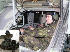 Naváděcí radiolokátor komplet 2K12 (KUB) je přizpůsobený k normám EU.