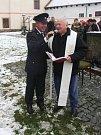Hasiči v Bavorově mají radost z nové Tatry.