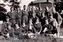 Fotografie z činnosti Sboru dobrovolných hasičů ve Vodňanech z let 1956 až 1980.