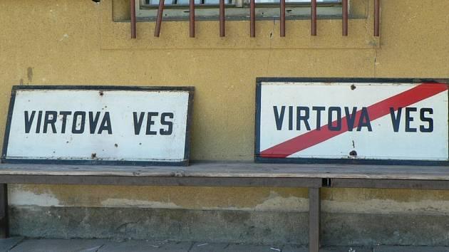 Z Virtovy Vsi je dnes už Virt