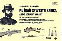 Výstava věnovaná vynálezci pušky zadovky Sylvestru Krnkovi..
