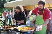 Na plovárně ve Volyni se konal Food Festival 2018. Akce je určená hlavně kulinářům z města a okolí.
