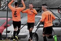 Fotbalisté Katovic vyhráli oba dosavadní jarní zápasy. Přidají v sobotu doma třetí vítězství?