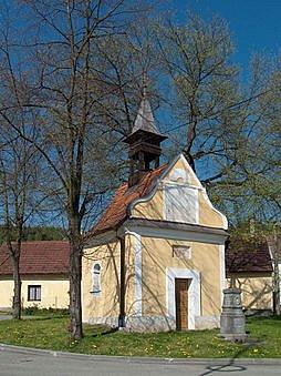 Kaple v Kuřimanech