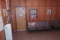 V 1. patře bývalé zubní polikliniky v areálu strakonické nemocnice vzniká nové očkovací centrum.
