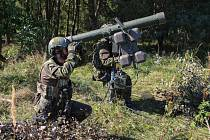 Strakoničtí vojáci zahájili přípravu do zahraniční operace.