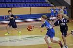 Školská liga pomáhá s náborem dětí pro BK Strakonice.