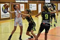 BK Strakonice - HB Basket 73:49.
