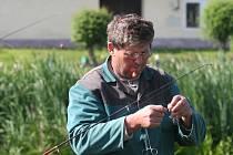 Rybářské závody v Čejeticích